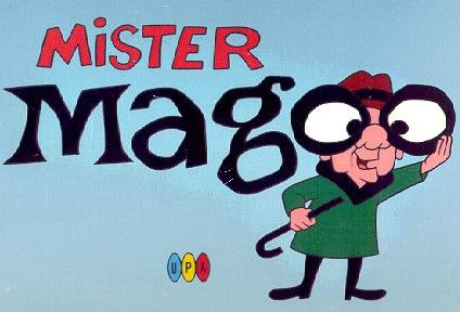 Mr. Magoo Anime Cartoon